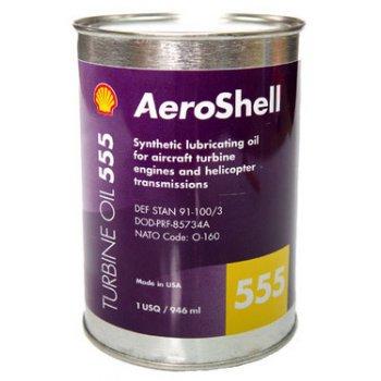 AeroShell Turbine Engine Oil 555